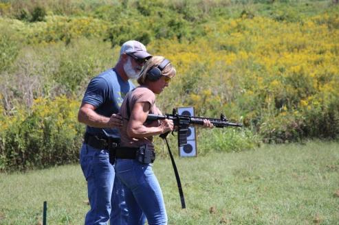 IMG_0818 Carol Weapon Handling